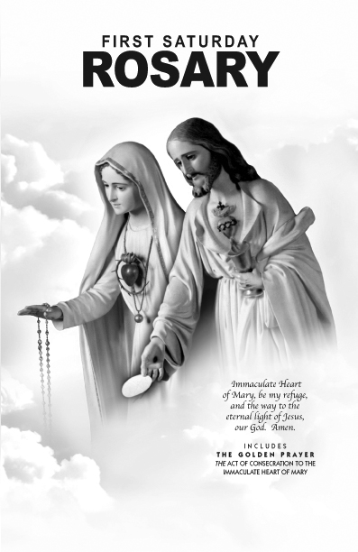 how to pray the rosary with litany pdf